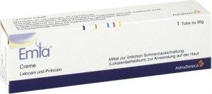 Emla Creme - Medikament bei vorzeitigem Samenerguss
