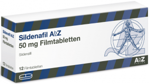 Sildenafil AbZ Viagra Generikum Potenzmittel