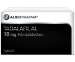 Potenzmittel bei Erektionsstörungen Tadalafil AL 20 mg