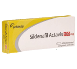 Sildenafil Actavis 100 mg Filmtabletten Viagra Generika Potenzmittel