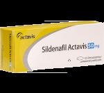 Sildenafil Actavis 50 mg Filmtabletten Viagra Generika Potenzmittel