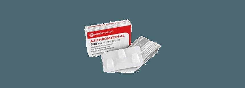 Azithromycin Chlamydien Behandlung Filmtabletten