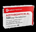 Azithromycin zur Behandlung von Chlamydien