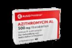 Azithromycin Antibiotikum bei Chlamydien