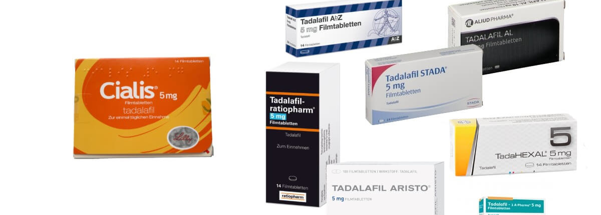 Cialis Tadalafil 5 mg Preisvergleich