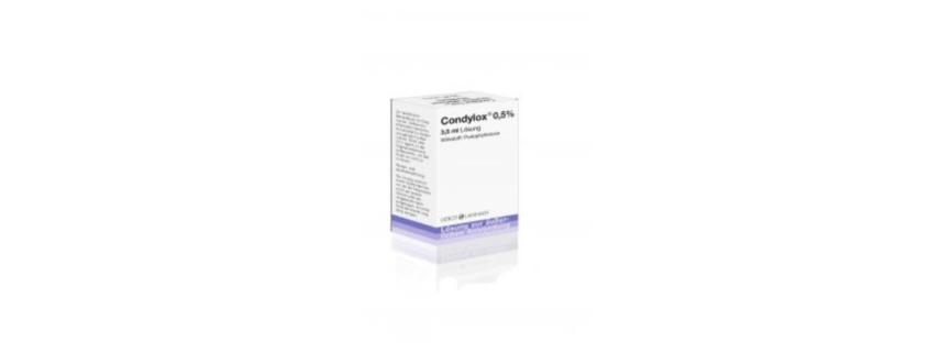 Condylox gegen Feigwarzen