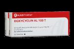Doxycyclin Antibiotikum bei Chlamydien