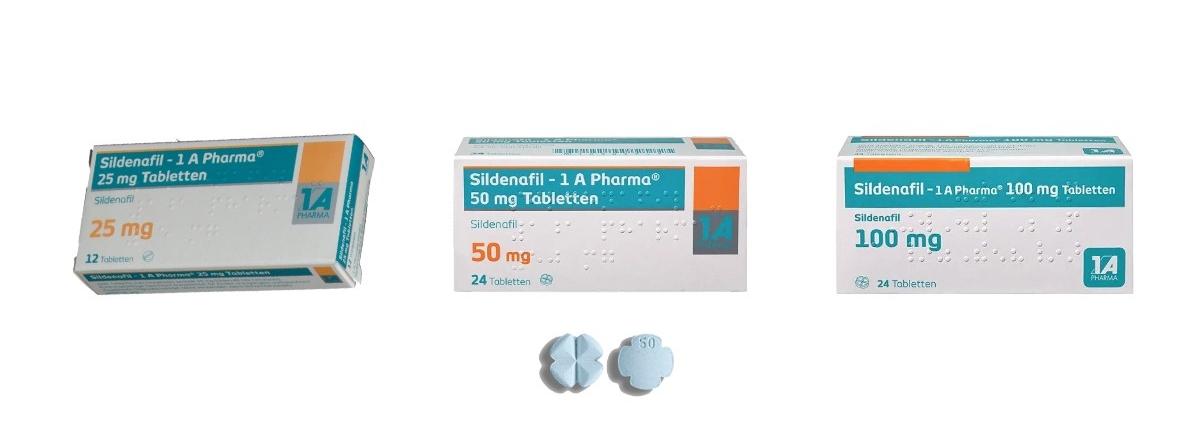 Sildenafil 1 A Pharma