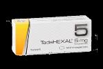 TadaHEXAL 5 mg Filmtabletten Potenzmittel bei Erektionsstörungen
