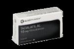 Potenzmittel bei Erektionsstörungen Tadalafil AL 5 mg Filmtabletten