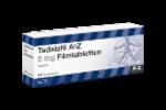 Potenzmittel bei Erektionsstörungen Tadalafil AbZ 5 mg Filmtabletten