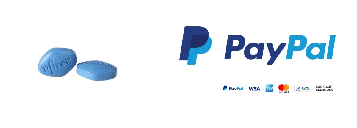 Viagra mit PayPal bezahlen