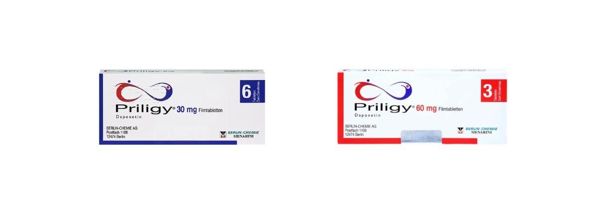 Priligy vorzeitiger Samenerguss Medikamente