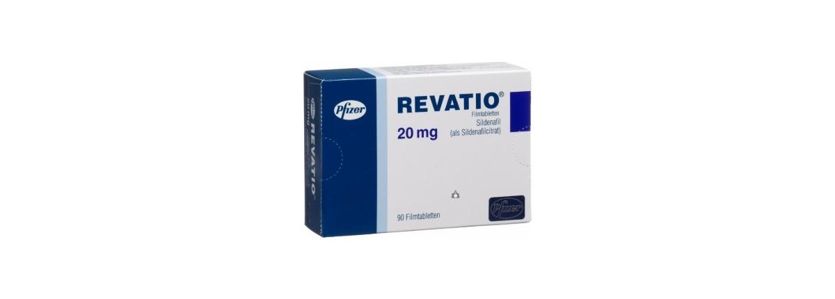 Revatio Viagra Potenzmittel
