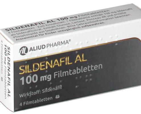 Sildenafil-AL-Rezeptfrei